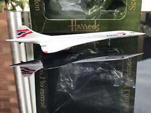Gemini Jets 1:400 British Airways BAC Concorde GJBAW594 G-BOAB (Harrods Edition)