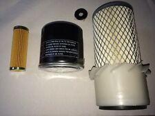 Filter Luft Kraftstoff Öl Kubota V 800 B, Z 400 B, Z 600 B, Z600 C, ZB 600 C1