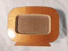 More details for whiteley stentorian grosvenor baby cabinet speaker vintage 1930s  valve radio