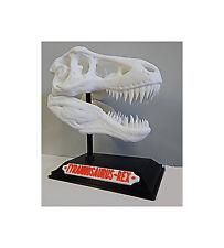 T-Rex Skull 3D Printed High Quality - Tyrannosaurus Rex Fossil Replica Jurrasic
