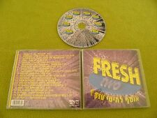 Fresh Two - RARE Israel Made CD / Madonna / Britney Spears / Dido / Oriero