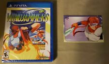 Brand New Sealed Windjammers with card LRG (Playstation PS Vita PSV) Limited Run
