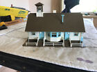 HO Scale Country Schoolhouse Kit from AHM, #5856   ASSEMBLED