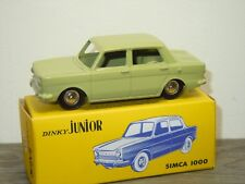 Simca 1000 - Dinky Toys Junior Atlas 104 in Box *34678