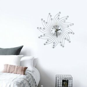Wall Clock Non Toxic Long Service Time Durable For Home
