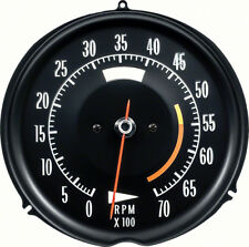 1972-74 Corvette Tach 5500 Red Line