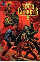 JLA Seven Caskets TPB Batman Superman Wonder Woman DC comic 2001 New unread NM