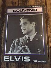 Musique - Magazine Souvenir - Elvis Presley - M2