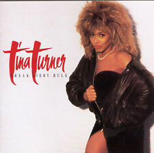 Break Every Rule by Tina Turner (CD, Apr-1998, EMI-Capitol Special Markets)