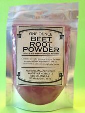 BEET ROOT POWDER 1 OZ.(100 PERCENT PURE)