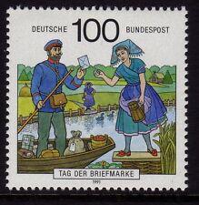 Germany 1991 Stamp Day SG 2421 MNH