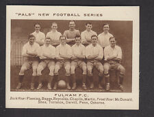 Pals - New Football Series c. 1923 - Fulham