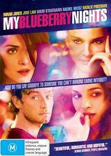 My Blueberry Nights (DVD, 2009) Norah Jones   -- Free Postage --