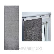IKEA fönsterviva Gris Oscuro Cortina de Panel Superficie NUEVO