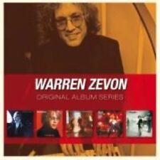 Warren Zevon - Original Album Series Cd5 Rhino