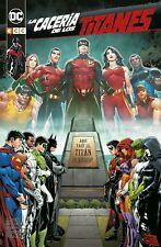 LA CACERIA DE LOS TITANES - TITANS HUNT (DC COMICS)