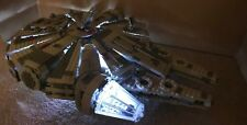 Lighting LED kit to fit LEGO Star Wars models such as Millennium Falcon - White