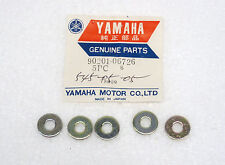 Genuine Yamaha Plate Washer 15mm (5) 90201-06726 NOS