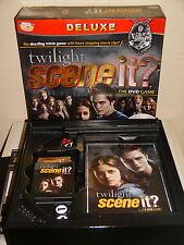 2008 Mattel Scene it? DVD Game ~  Twilight Deluxe Edition