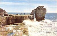 POSTCARD  DORSET    PORTLAND  BILL    Pulpit  Rock