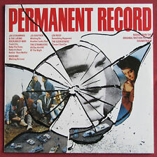 PERMANENT RECORD  LP ORIG FR  BOF  OST