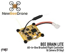NEWBEEDRONE BEEBRAIN LITE All-In-One Brushed Flight Controller & Camera (FrSky)