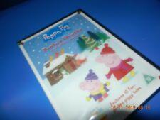 PEPPA PIG SANTA GROTTO STORY DVD XMAS PRESENTS CHRISTMAS EVE BOX KIDS UNWANTED