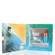 Elizabeth Arden Gant Liquid For Men EDT Spray 1.7 Oz and Deodorant Stick 0.6 Oz