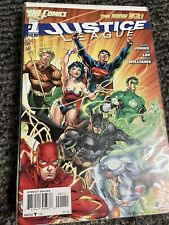 New listing Justice League 1-12 New 52 run high grade