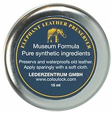 Colourlock Elephant Leather Preserve Wax To Restore Care Nourish And Car New