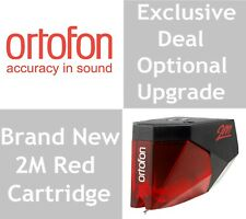 Technics Turntable Cartridge & Headshell Upgrade -- Ortofon 2M Red