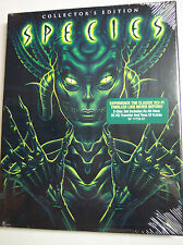 Species Collector's Edition, w/Slipcover (Blu-ray, 2017, 2 Disc, Scream Factory)