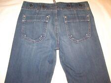AG ADRIANO GOLDSCHMIED Jeans Wide Leg Flare Sz 27
