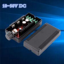 PWM DC-Motorregler Drehzahlsteller HHO Speed Controller DC 10V-50V 12V 24V 2000W