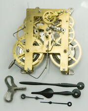 "Mechanical clock movement manual wind for mantle kitchen clocks 9 1/4"" Pendulum"
