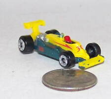 Small Micro Machine 80's Indy style Race Car marked number 30
