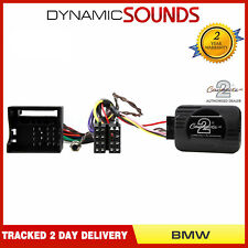 Sony Harman Kardon & Volant de Voiture Interface Kit pour BMW Mini 2001-2006