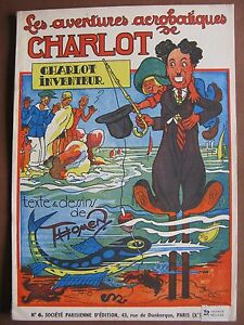 CHARLOT INVENTEUR (1953)