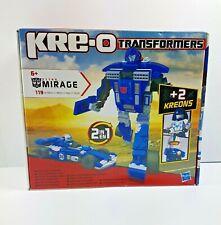 KRE-O Transformers 31145 Mirage 119 Pieces + 2 Kreons