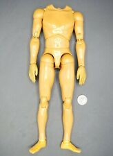 "1:6 Hot Toys Early True Type Male Body w/ Hands 12"" GI Joe Dragon BBI DAM"