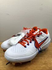 Nike Women's Alpha Huarache Florida Gators Softball Cleats Size 9 BQ8022-103