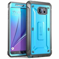 Galaxy Note 5 SUPCASE UBPro Rugged Holster Clip Case Cover with Screen Protector
