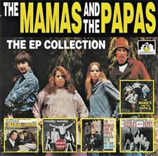 MAMAS AND THE PAPAS -THE  EP COLLECTION - SEE FOR MILES (CD)