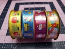 Hello Kitty Ribbon 4 pack