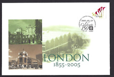 Canada  S68   Special Event Cover     LONDON    2005      New Fresh  Unaddressed