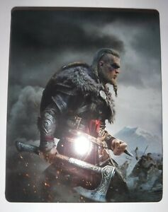 Assassin's Creed Valhalla - ULTIMATE Steelbook ONLY