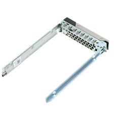 """2.5"""" SFF HDD Caddy For Dell 14th Gen R740 RD640 R740XD R440 R340 SAS SATA Tray"""