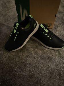 Sketchers Elite 4 Golf Shoe - Navy/Lime - Size 9
