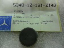 10 X BREMSBELAG MERCEDES 4044210710 6,4 MM FÜR UNIMOG 404 VA UND HA