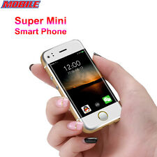 iSmall 6S, Super Small iPhone Look Alike Mini Android Mobile Phone Smartphone